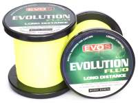Fir monofilament Evos Evolution Fluo Long Distance 1200m