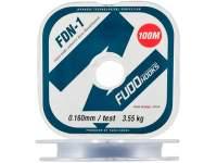 Fir monofilament Fudo Hooks FDN-1 100m