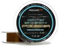 Fir monofilament Genlog Camo Energy Premium Feeder 150m