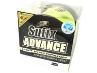 Sufix Advance 1000m Hi-Vis Yellow