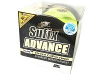 Fir monofilament Sufix Advance 720m Hi-Vis Yellow