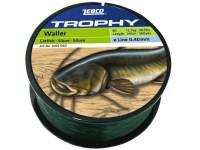 Fir monofilament Zebco Trophy Catfish Green