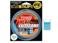 Raiglon PE Exite Game X4 Braided 150m