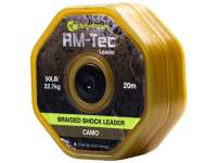 Fir RidgeMonkey RM-Tec Braided Shock Leader