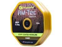 Fir RidgeMonkey RM-Tec Stiff Coated Hooklink Camo