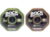 Fir RidgeMonkey RM-Tec Stiff Rock Bottom Tungsten Coated Hooklink