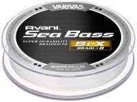 Varivas Avani Sea Bass Si-X PE X8 150m Premium White