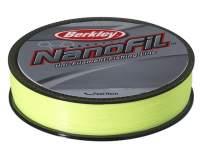 Fir textil Berkley Nanofil 270m HV Chartreuse