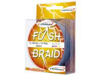 Climax Flash Braid 100m Grey