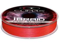 Climax iBraid Fluo Red 135m
