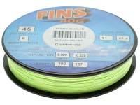 Fins 40G Braid X8 137m Chartreuse