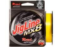 Fir textil Momoi JigLine MX8 125m Fluo Yellow