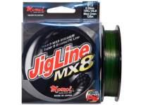 Fir textil Momoi JigLine MX8 125m Moss Green