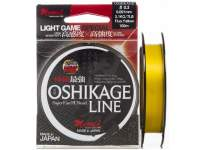 Fir textil Momoi Oshikage PE Light Game Special 100m Fluo Yellow