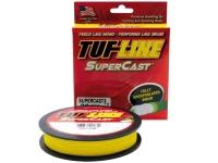 Fir textil TUF Line Supercast Yellow 20lb 125yd