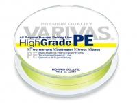 Fir textil Varivas High Grande PE Fluo Yellow 150m