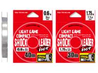 Fir Tict Light Game Compact Shock Leader