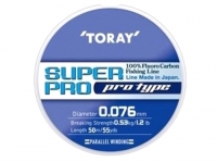 Fir Toray Super Pro Fluorocarbon 50m