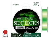 Yamatoyo Famell Trout Sight Edition 150m