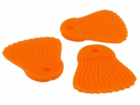 Fox Rage CAT Bait Fins Orange