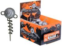 Fox Rage RD Corkscrew Round Jig Heads