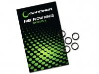 Gardner Free Flow Rings