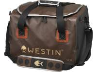 Geanta Westin W6 Boat Lurebag Grizzly Brown Medium