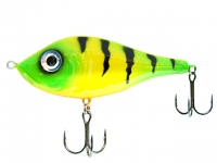 GV Lures K80 8cm 22g Fire Tiger Floating