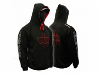 Team Vass Hoody Black/Red