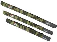 Abu Garcia Semi Hard Rod Case II Woodland Camo