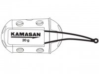 Kamasan momitor feeder inchis