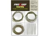 Kit Cormoran Pro Carp Smart Rig Tube and Leadcore