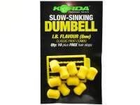 Korda Slow Sinking Dumbells 8mm
