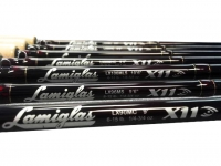 Lamiglas Blank Excel Bass E-Glass 2.14m 7-28g MF