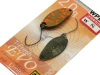 Lingurita oscilanta Yarie Jespa T-Fresh EVO 2g W8