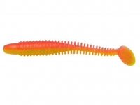 Lunker City Swimming Ribster 10cm Atomic Chicken 143
