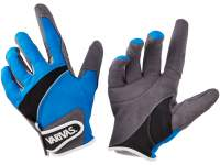 Manusi Varivas Game Glove Blue