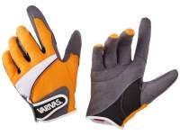 Manusi Varivas Game Glove Orange