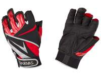 Varivas Stretch Fit Glove 3 Red