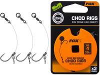 Montura Fox Edges Chod Rig Standard