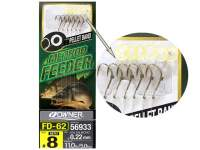 Owner Method Feeder 56933 FD-62 Pellet Band Barbless