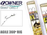 Montura Owner ORC-7 56997 Agile 360 Rig