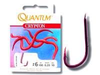Montura Quantum Crypton Red Worm
