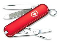 Multifunctional Victorinox Classic Red