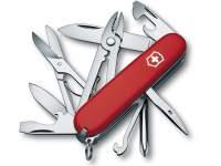 Multifunctional Victorinox Deluxe Tinker Red