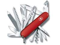 Multifunctional Victorinox Handyman Red