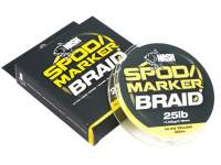 Nash Spod & Marker Braid Hi-Viz Yellow 300m