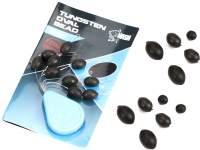 Nash Tungsten Oval Beads