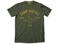 Navitas Camp Tee Green