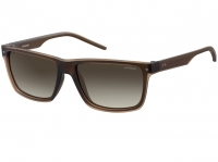 Ochelari Polaroid PLD 2039/S Brown Sunglasses